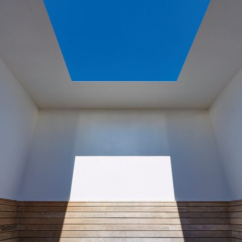 James Turrell – Skyspace – Seldom Seen