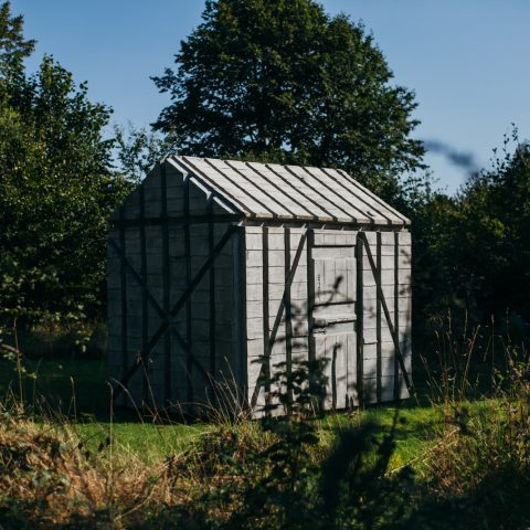 Rachel Whiteread – Houghton Hut