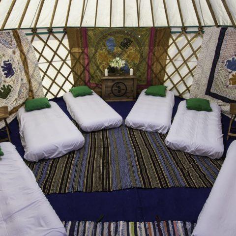 Interiors 16ft 6 singal air beds