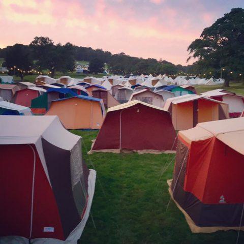 Vintage Tents